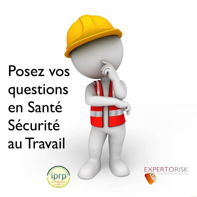 e0a377c5ed6 Posez vos questions en santé sécurité au travail expertorisk